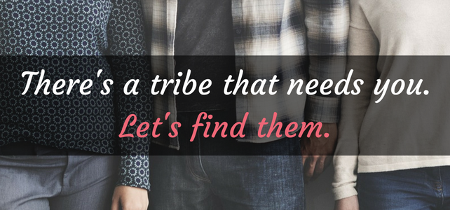 Build Your Tribe: Generate Leads