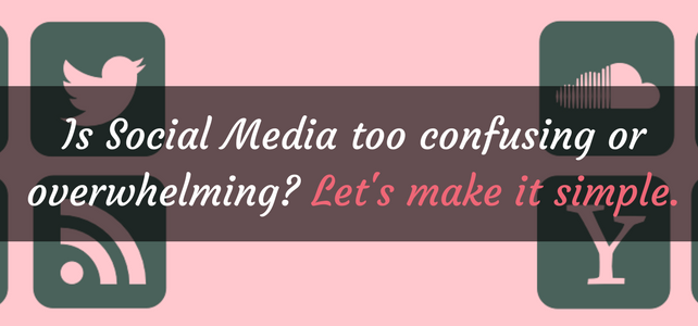 Social Media without the hassle.