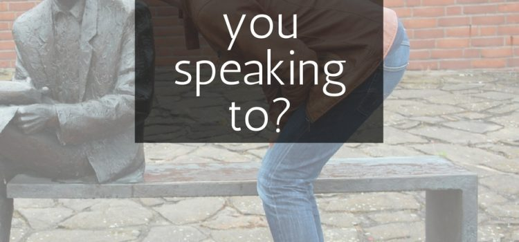 Who is your website speaking to?