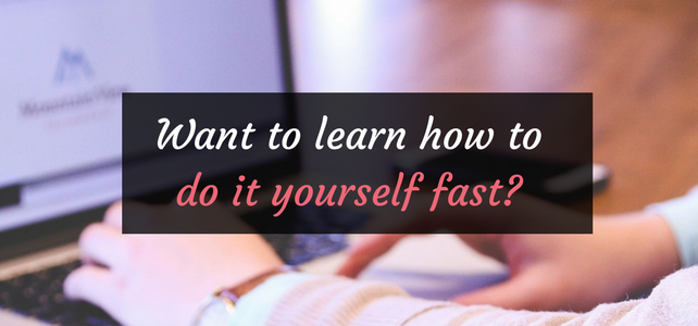 Teach it to you – Customized!