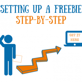 How To: Setting Up a Sign-up/Freebie