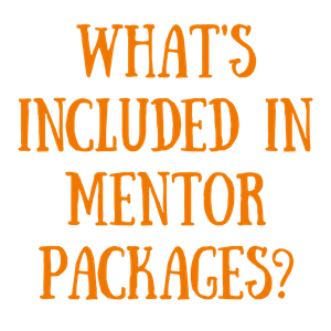 What's included in mentor packages_