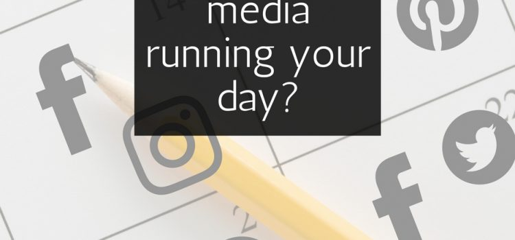 Social Media Taking Over Your Daily Life?