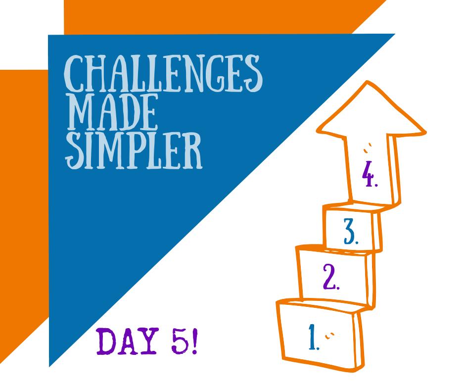 Challenges Made Simpler Workbook (7)