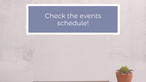 See all upcoming events