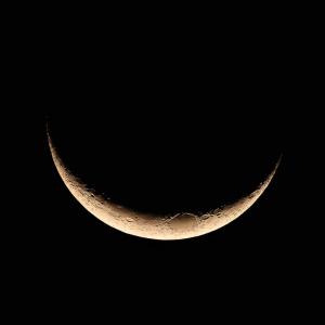 New moon September