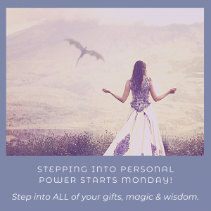 Stepping into Personal Power