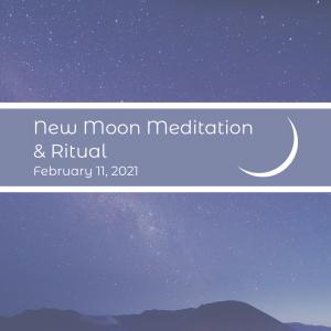 New Moon Ceremony - February
