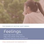 The Power Series: Feelings